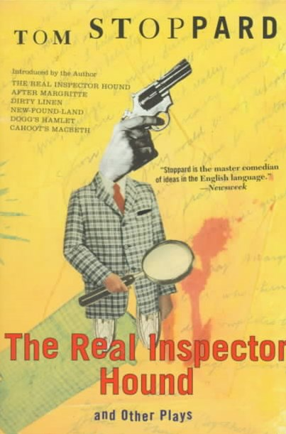 Real Inspector Hound and Other Plays