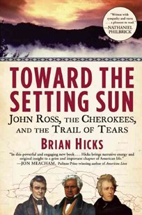 Toward the Setting Sun by Brian Hicks (9780802145697) - PaperBack - Biographies General Biographies