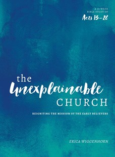 The Unexplainable Church by Erica Wiggenhorn (9780802417428) - PaperBack - Religion & Spirituality Christianity