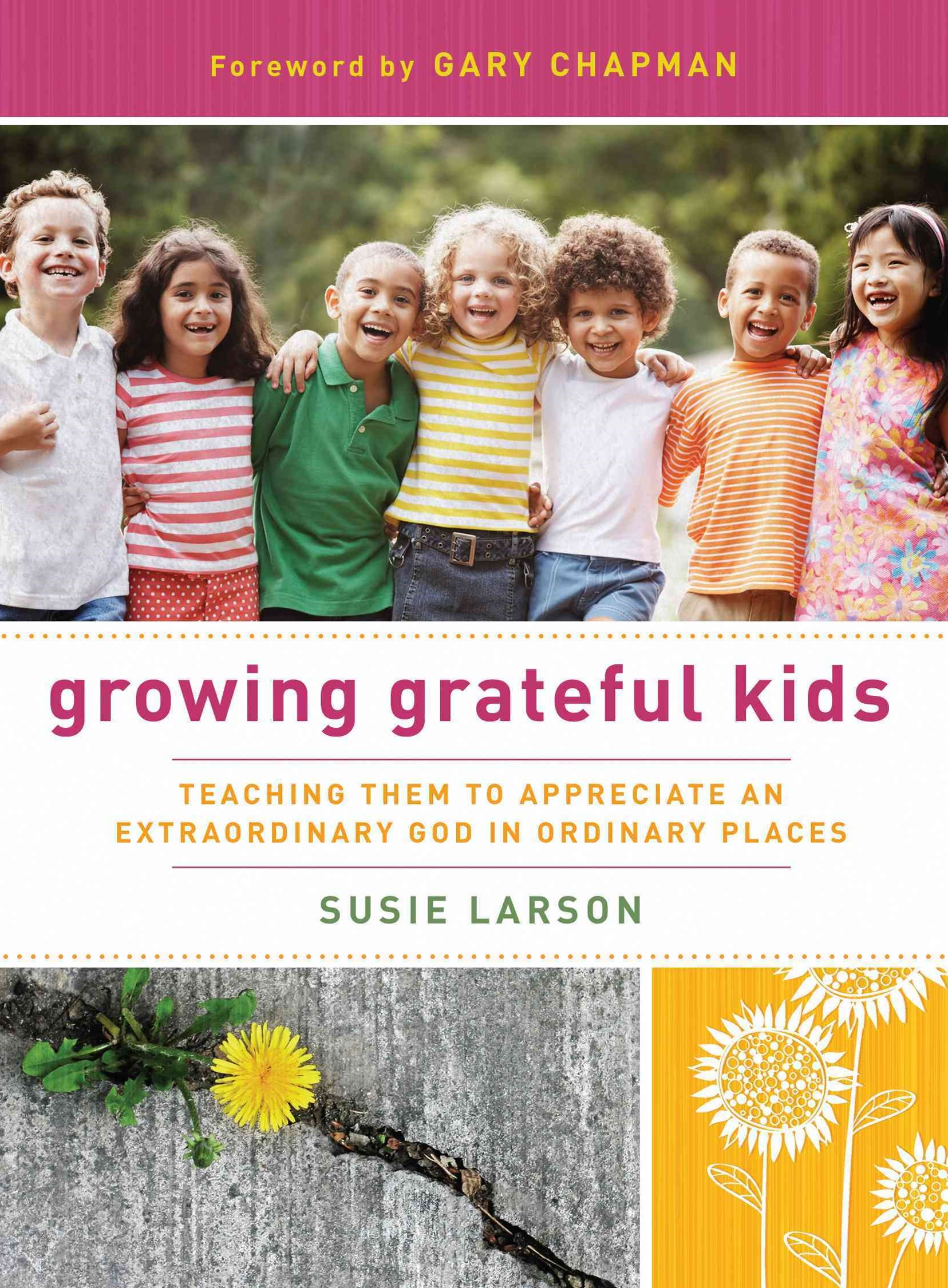 Growing Grateful Kids