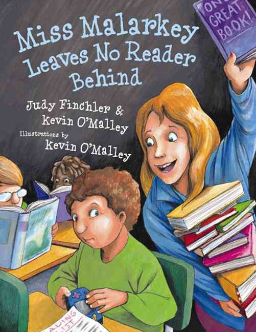 Miss Malarkey Leaves No Reader Behind