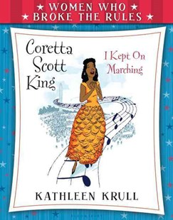 Coretta Scott King by Kathleen Krull, Laura Freeman (9780802738271) - PaperBack - Non-Fiction Biography