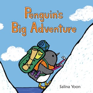 (ebook) Penguin's Big Adventure - Children's Fiction