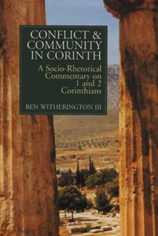 Conflict and Community in Corinth