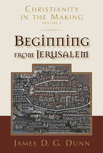 Beginning From Jerusalem