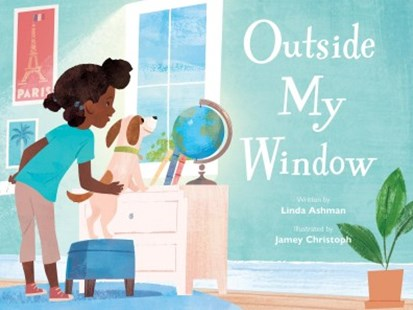 Outside My Window by Linda Ashman, Jamey Christoph (9780802854650) - HardCover - Picture Books