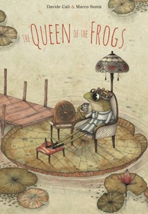 The Queen of the Frogs - Non-Fiction Animals