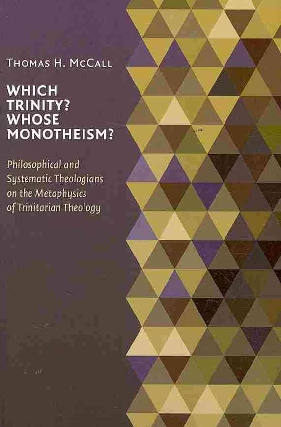 Which Trinity? Whose Monotheism?