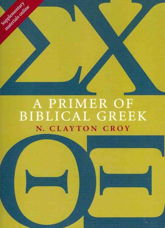 Primer of Biblical Greek