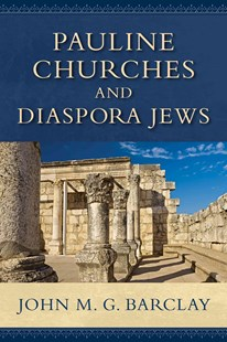 Pauline Churches and Diaspora Jews by John M. G. Barclay (9780802873743) - PaperBack - Religion & Spirituality Christianity