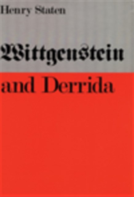 Wittgenstein and Derrida