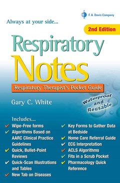 Respiratory Notes: Respiratory Therapist