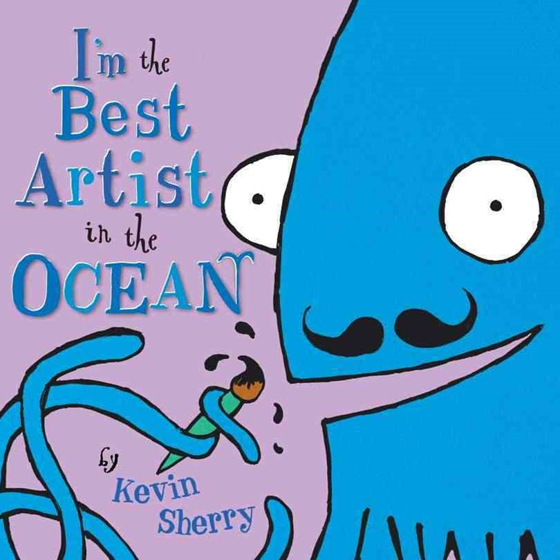 I'm the Best Artist in the Ocean!