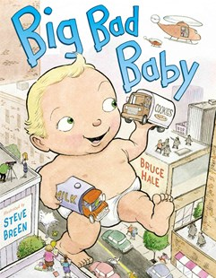 Big Bad Baby - Children's Fiction Intermediate (5-7)