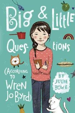 Big and Little Questions (According to Wren Jo Byrd)