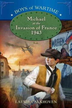 Michael at the Invasion of France 1943