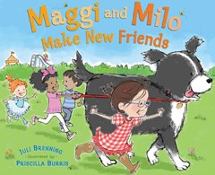 Maggi and Milo Make New Friends