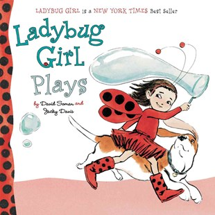 Ladybug Girl Plays by Soman David & Davis Jacky, David Soman (9780803738928) - HardCover - Children's Fiction Early Readers (0-4)
