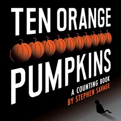 Ten Orange Pumpkins