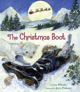 The Christmas Boot - Children's Fiction Intermediate (5-7)