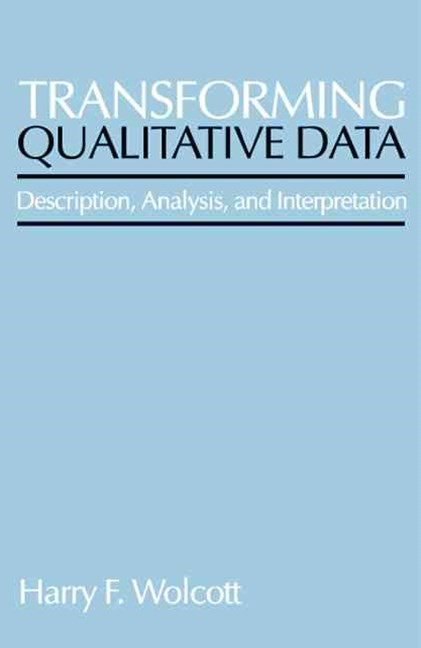 Transforming Qualitative Data