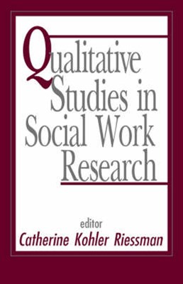 Qualitative Studies in Social Work Research
