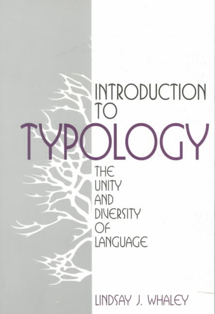 Introduction to Typology