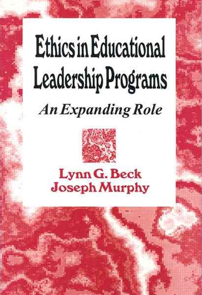 Ethics in Educational Leadership Programs