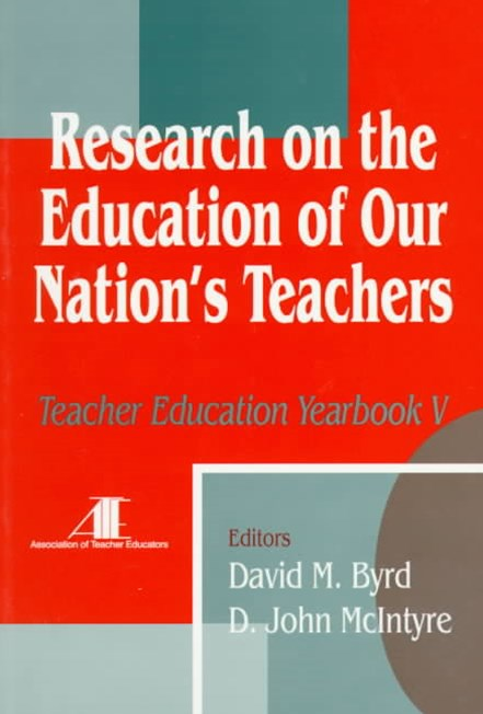 Research on the Education of Our Nation's Teachers