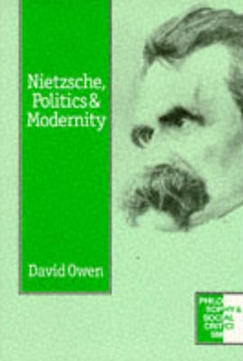 Nietzsche, Politics and Modernity