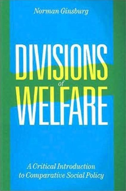 Divisions of Welfare