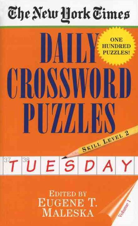 Crossword Puzzles (Tuesday)