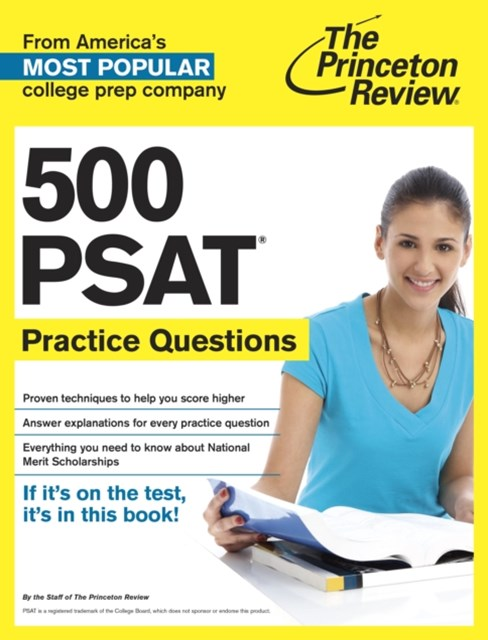 (ebook) 500 PSAT Practice Questions