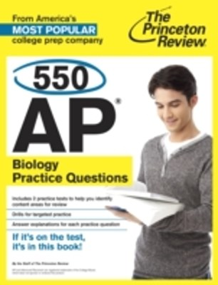 (ebook) 550 AP Biology Practice Questions