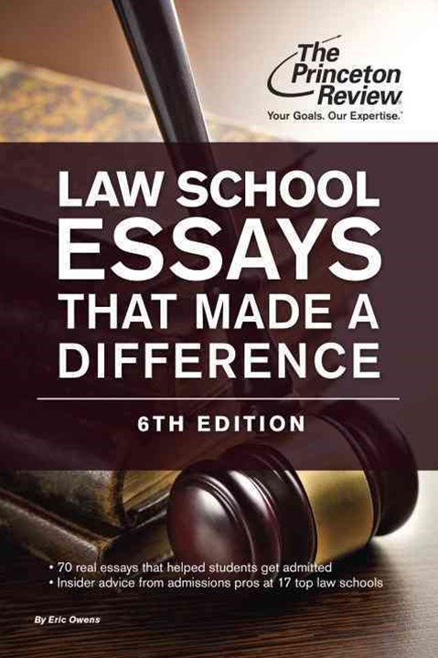 Law School Essays That Made A Difference, 6Th Edition
