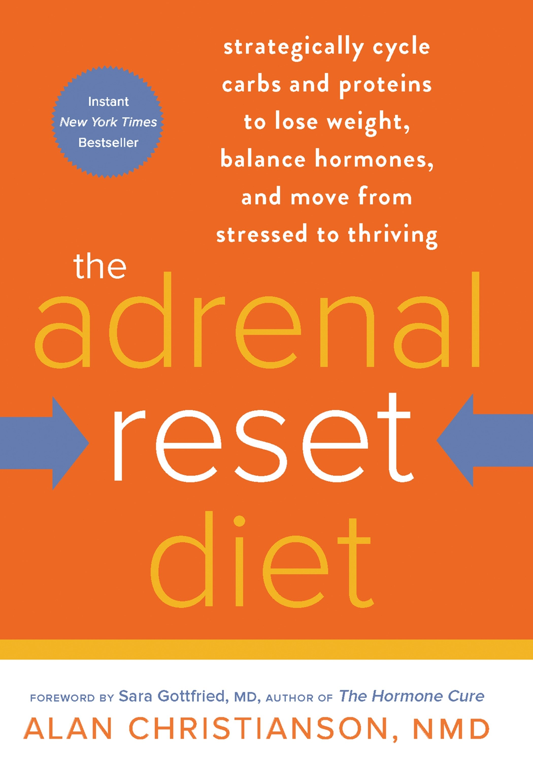 The Adrenal Reset Diet: Strategically Cycle Carbs and Proteins to Lose Weight, Balance Hormones and Move from Stressed to Thriving