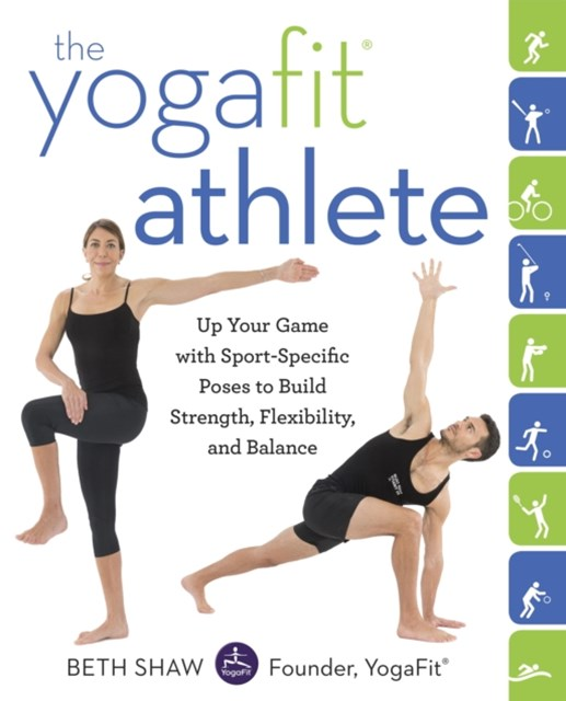(ebook) YogaFit Athlete
