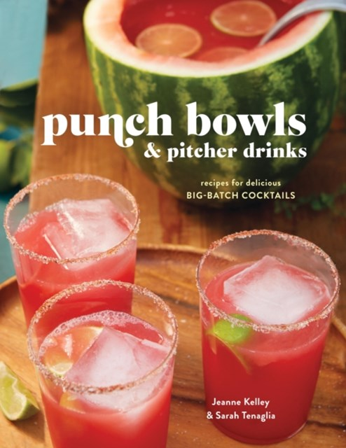 (ebook) Punch Bowls and Pitcher Drinks