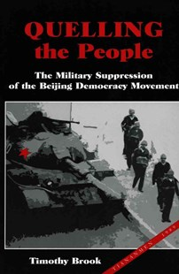 Quelling the People by Timothy Brook, Timothy Brook (9780804736381) - PaperBack - History Asia