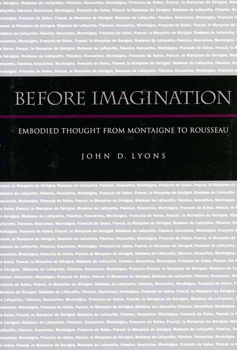 Before Imagination