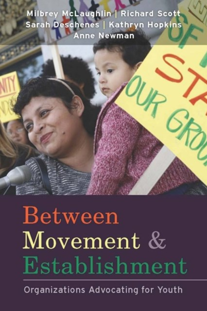 (ebook) Between Movement and Establishment