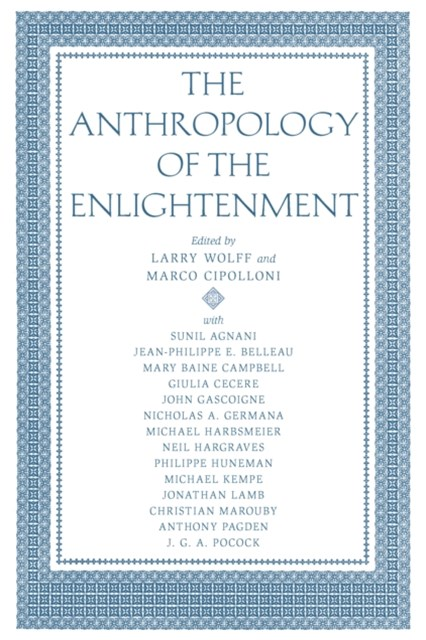 (ebook) Anthropology of the Enlightenment