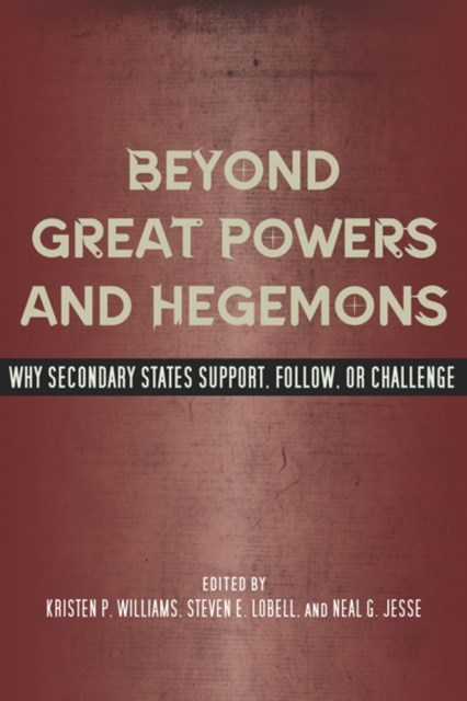(ebook) Beyond Great Powers and Hegemons