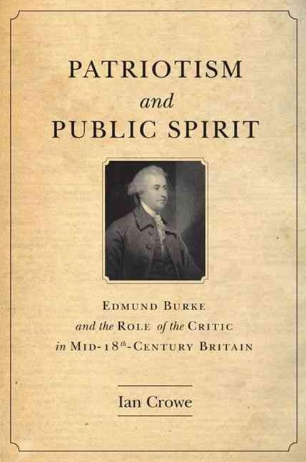Patriotism and Public Spirit
