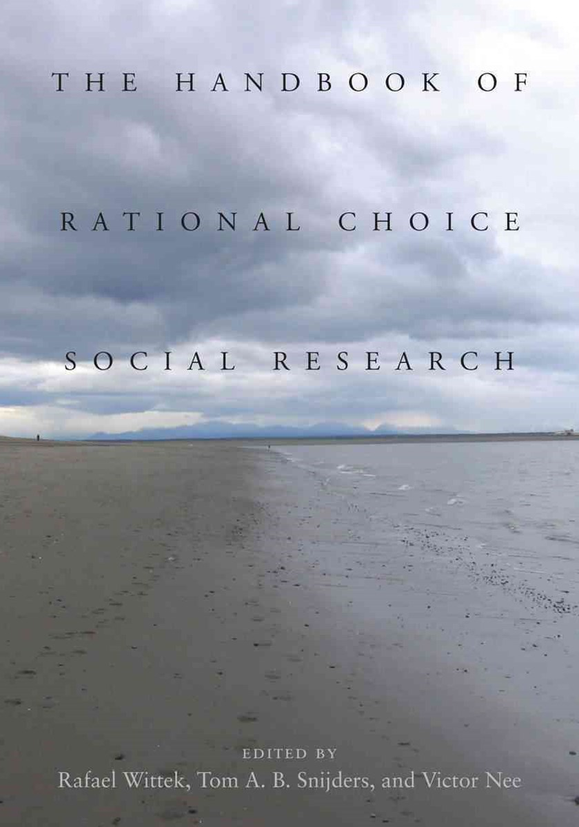 Handbook of Rational Choice Social Research