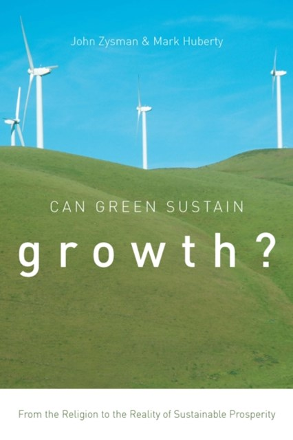 (ebook) Can Green Sustain Growth?