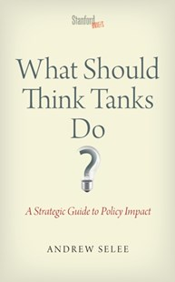 (ebook) What Should Think Tanks Do? - Business & Finance Organisation & Operations