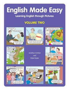 English Made Easy by J Koster Crichton, Jonathan Crichton (9780804837453) - PaperBack - Education IELT & ESL