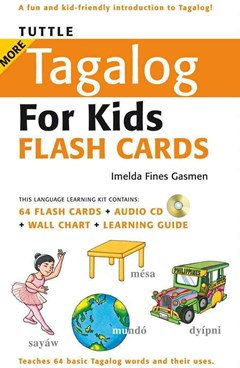 Tuttle More Tagalog for Kids