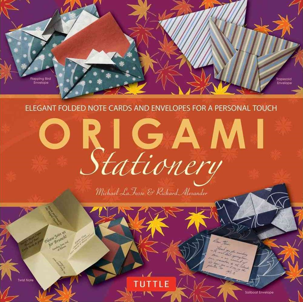 Origami Stationery Kit